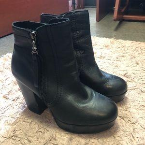 Aldo heeled boots